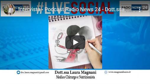 Podcast Youtube Laura Magnani